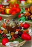 Wielkanocne dekoracje 10 Zdjęcia Stock