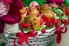 Wielkanocne dekoracje 18 Zdjęcia Royalty Free