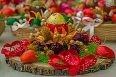 Wielkanocne dekoracje 21 Zdjęcie Royalty Free