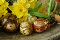 Wielkanocne dekoracje Obrazy Stock