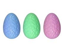 Wielkanocnego jajka lejnie Zdjęcie Stock
