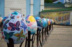 Wielkanocnego jajka ` s fest w Kijów Obraz Stock