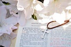 Wielkanocnej Niedziela tło zdjęcie royalty free