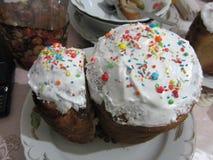 Wielkanocni ciasta obrazy stock