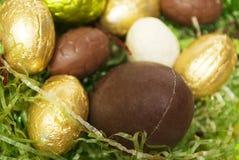 Wielkanocni cukierki Obrazy Stock