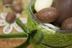 Wielkanocni cukierki Zdjęcia Stock