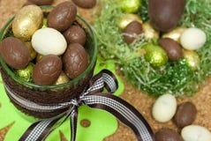 Wielkanocni cukierki Obraz Stock