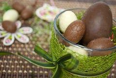 Wielkanocni cukierki Fotografia Stock