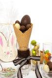 Wielkanocni cukierki Obraz Royalty Free