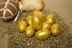 Wielkanocni cukierki Zdjęcie Royalty Free