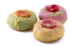 Wielkanocni donuts zdjęcie royalty free