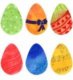 Wielkanocni jajka ilustracja wektor