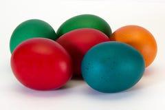 Wielkanocni jajka. Zdjęcie Royalty Free