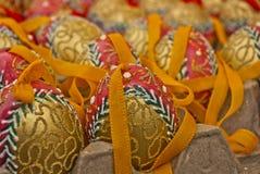 Wielkanocni jajka od Europa Zdjęcia Stock