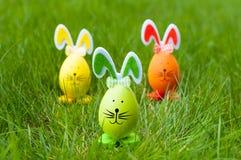 Wielkanocni króliki Zdjęcie Royalty Free