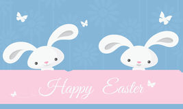 Wielkanocni powitania Zdjęcie Royalty Free
