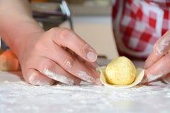 Wielkanocni sardinian cukierki Obraz Royalty Free