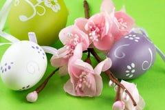 Wielkanocni symbole Fotografia Stock