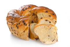 Wielkanocny chleb Obraz Royalty Free