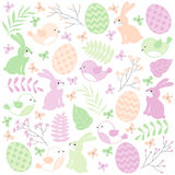 Wielkanocny czas Obraz Royalty Free