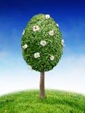 Wielkanocny drzewo Zdjęcie Stock