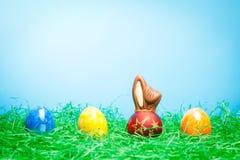 Wielkanocny intruz obrazy royalty free