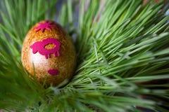 Wielkanocny jajko Zdjęcie Royalty Free
