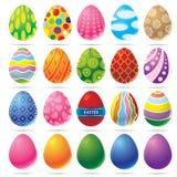 Wielkanocny jajko ilustracja wektor