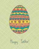 Wielkanocny jajko Obrazy Royalty Free