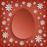 Wielkanocny kartka z pozdrowieniami Zdjęcie Stock