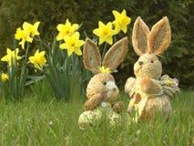 Wielkanocny królik 03 Zdjęcia Stock