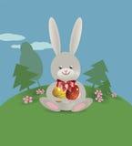 Wielkanocny królik 18 Fotografia Stock