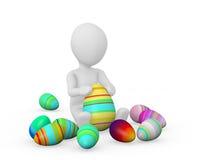 Wielkanocny pojęcie ilustracja wektor