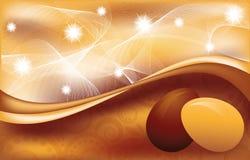 Wielkanocny powitanie sztandar Fotografia Stock