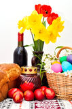 Wielkanocny przygotowania Obrazy Royalty Free