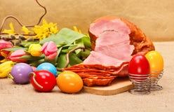 Wielkanocny przygotowania fotografia royalty free