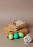 Wielkanocny rocznika wciąż życie Zdjęcie Royalty Free