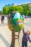 Wielkanocny szczęście Fotografia Stock