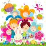 Wielkanocny tło