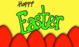 Wielkanocny tło Zdjęcie Royalty Free