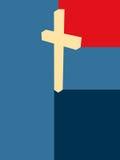 Wielkanocny wydarzenie plakata szablon. + EPS8 Zdjęcia Royalty Free