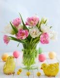 Wielkanocny wystrój Obrazy Stock