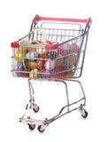 Wielkanocny zakupy Fotografia Stock