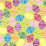 Wielkanocnych jajek tło Obrazy Stock