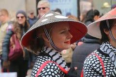 2016 Wielkanocnych parad Obraz Royalty Free
