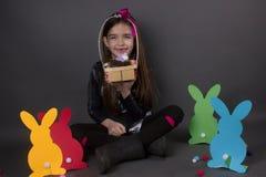 Wielkanocy i wiosny świętowanie obrazy royalty free