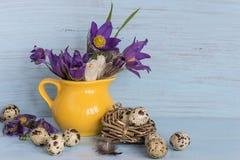 Wielkanocy i wiosny pojęcie obraz royalty free