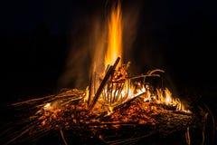 Wielkanocy pożarnicza tradycja Fotografia Royalty Free