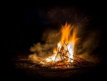 Wielkanocy pożarnicza tradycja Fotografia Stock