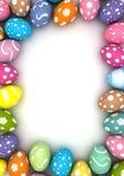 Wielkanocy Rama Zdjęcia Stock